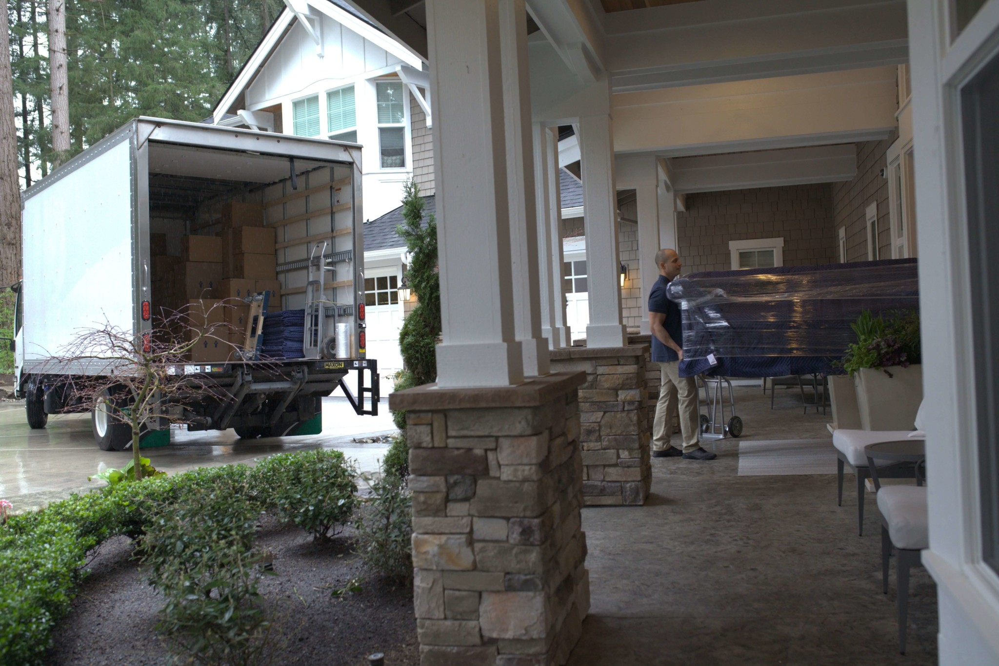 Gig Harbor movers