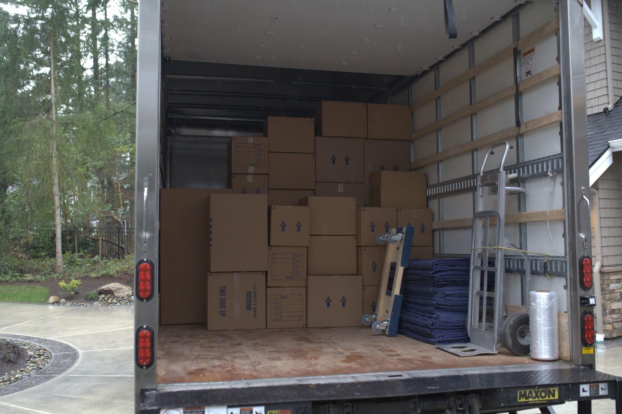 Movers in Renton, WA