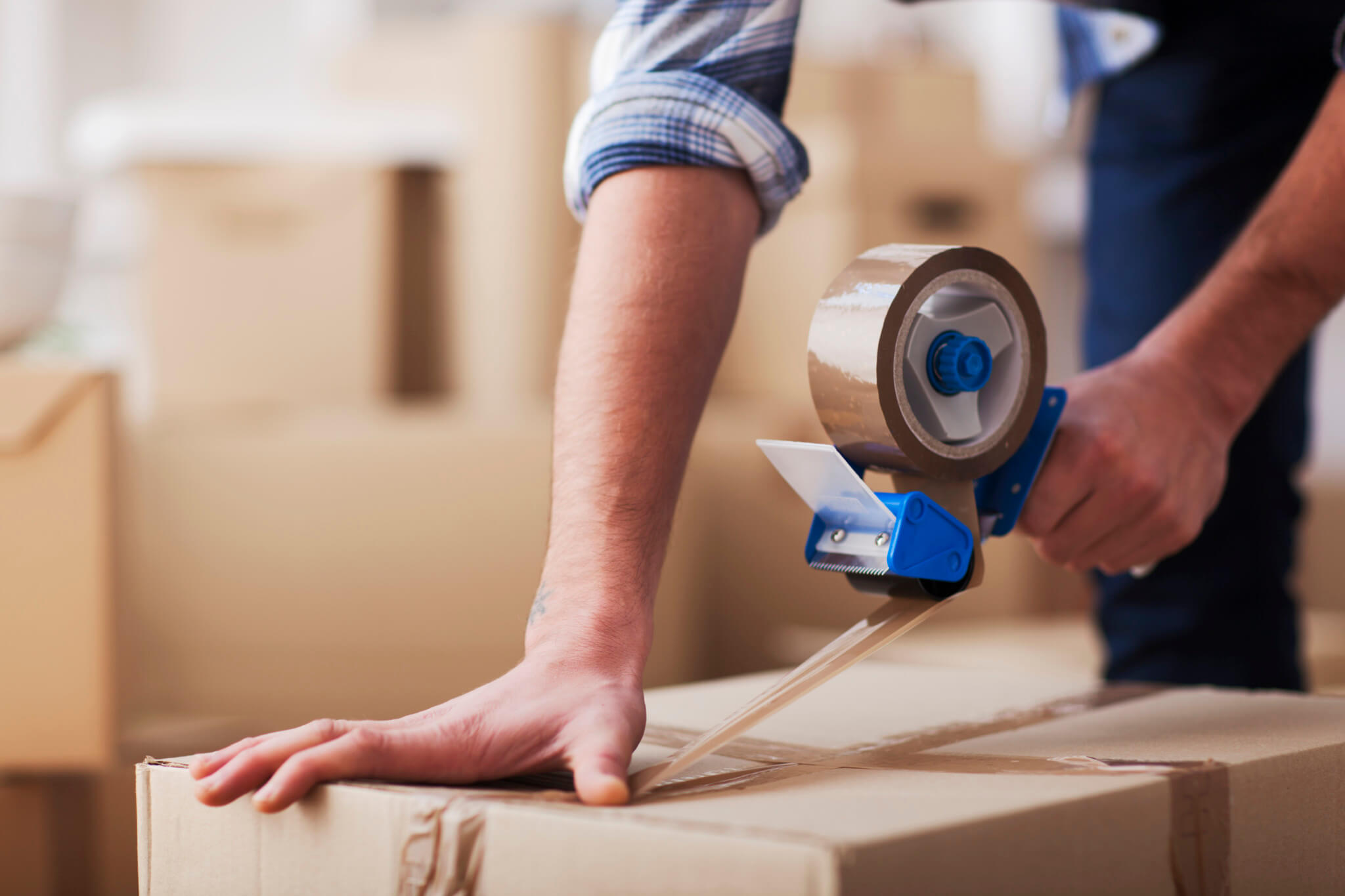 Relocation moving company