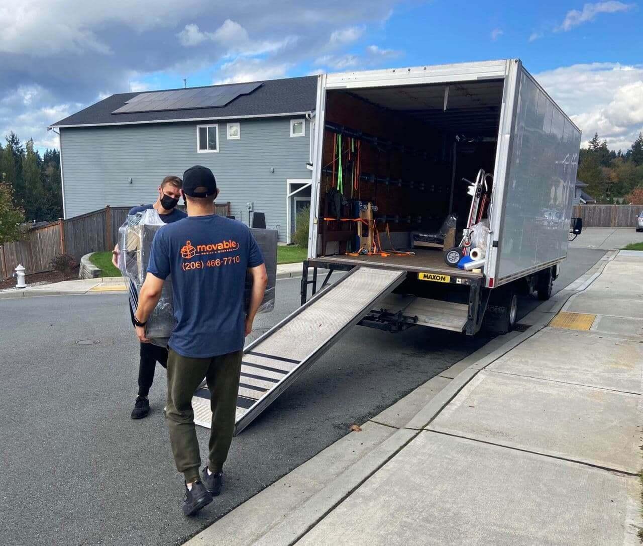 Bremerton movers