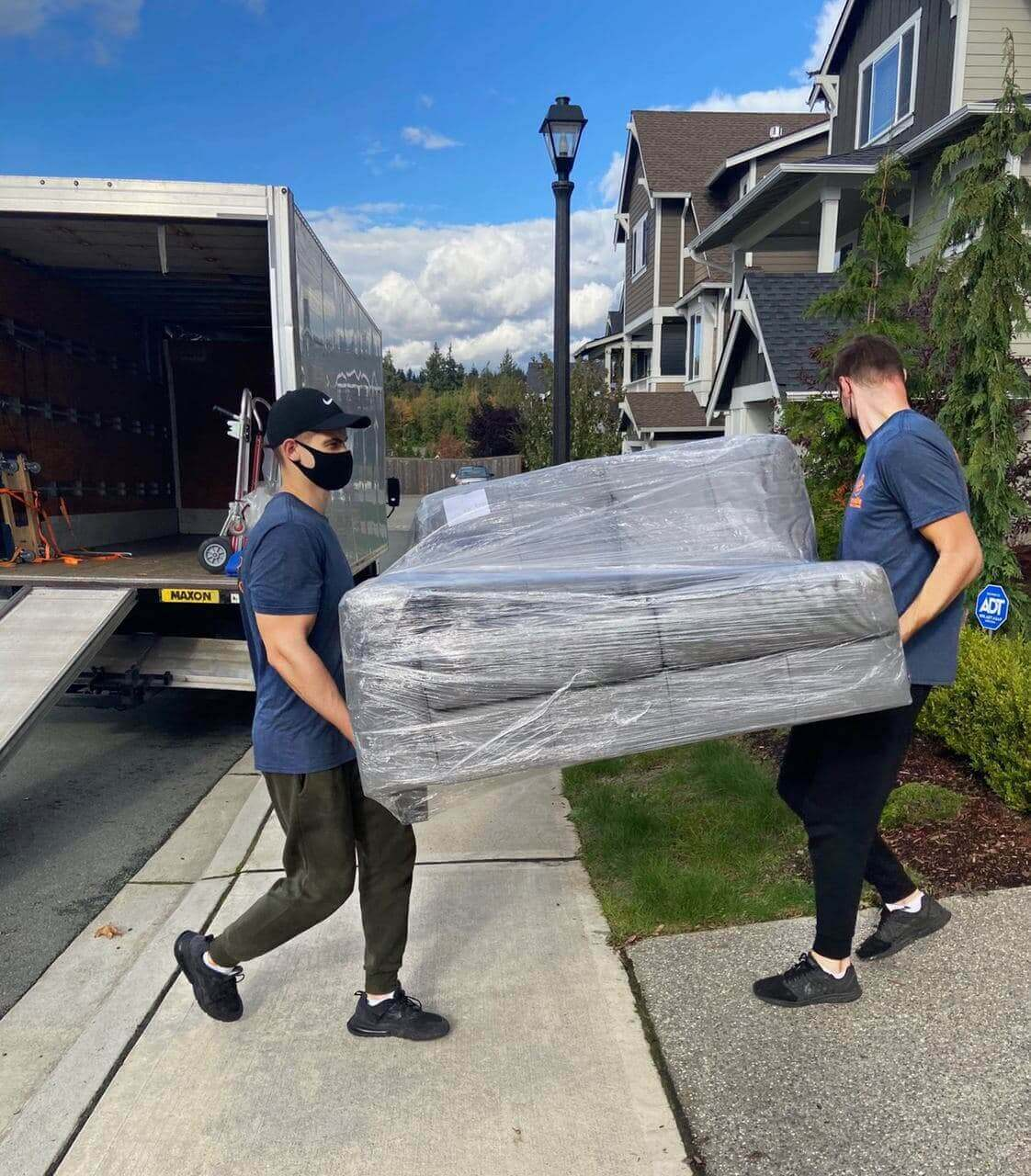 Movers in Mount Vernon