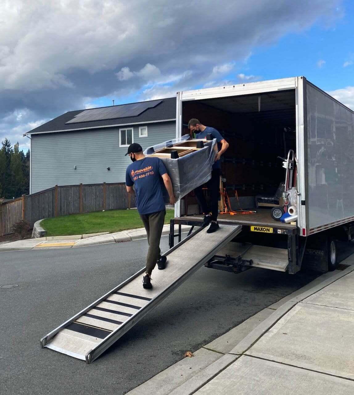 Moving company in Edmonds, WA