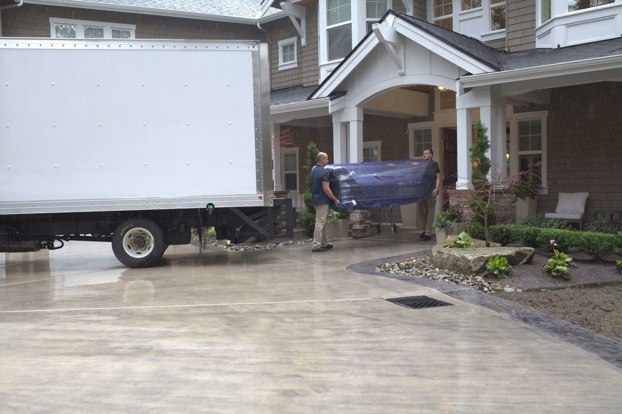 Shoreline movers
