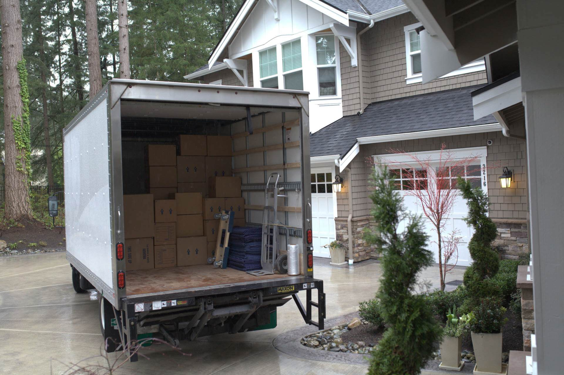 Kenmore movers