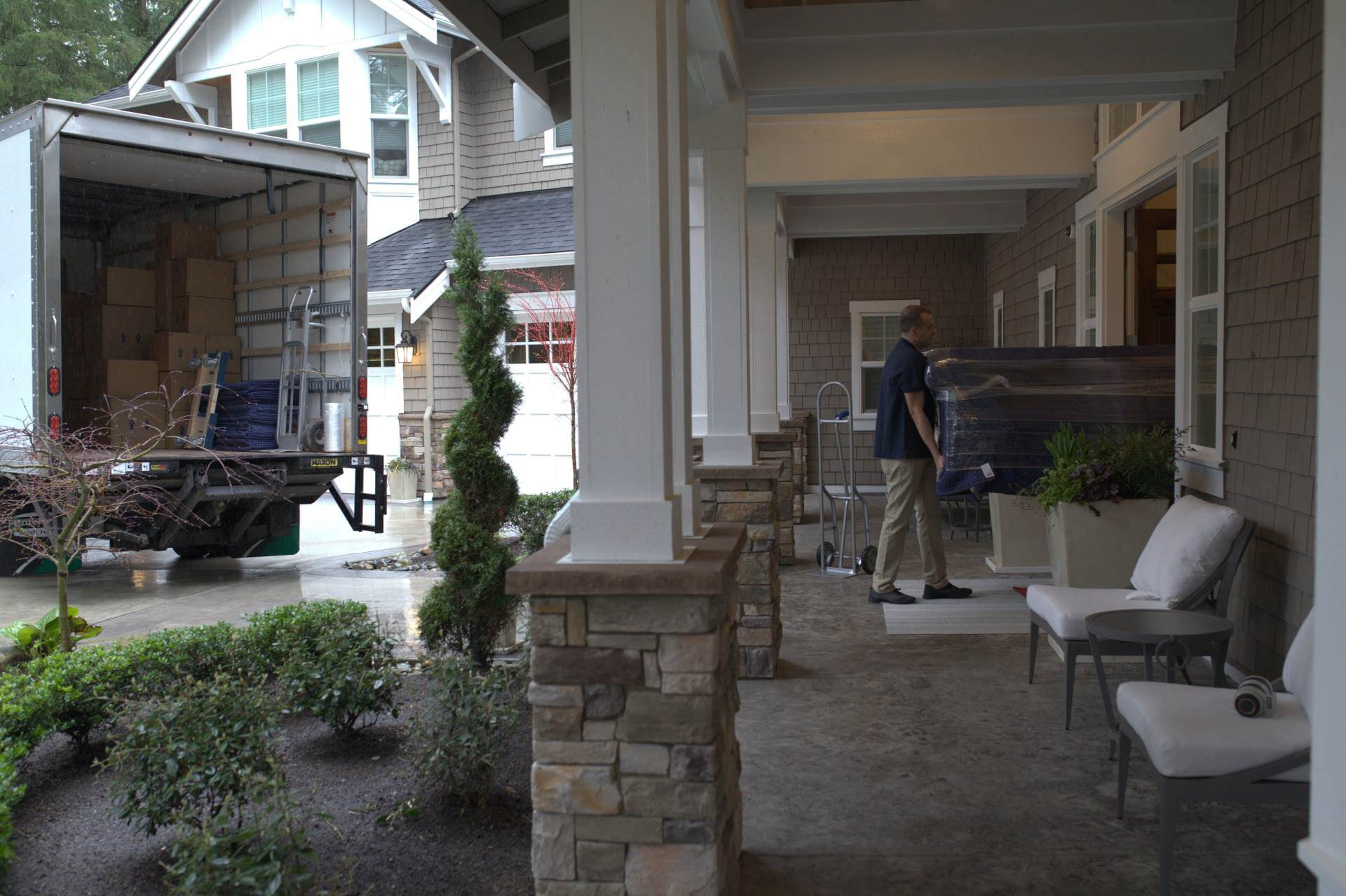 Mountlake Terrace movers