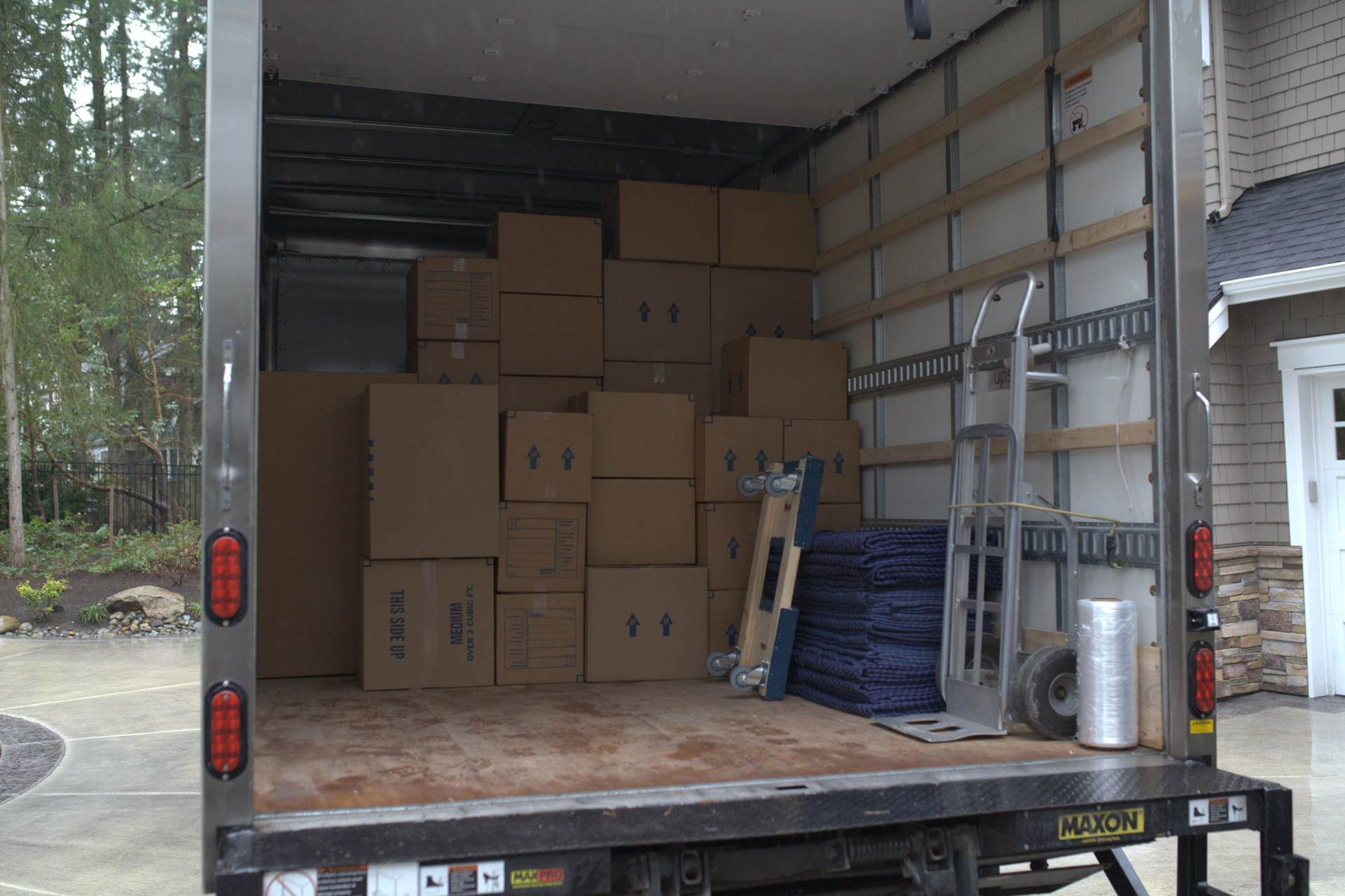 Moving company in Sumner, WA